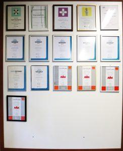 certifikaattitaulu